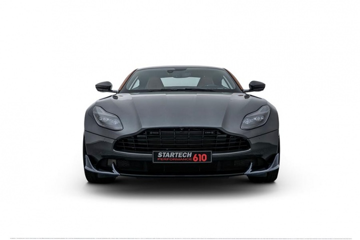 Modified Aston Martin Db11 From Startech Car And Motoring News By