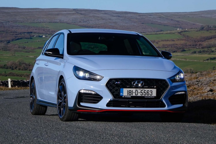 hyundai i30 n performance pack reviews complete car. Black Bedroom Furniture Sets. Home Design Ideas