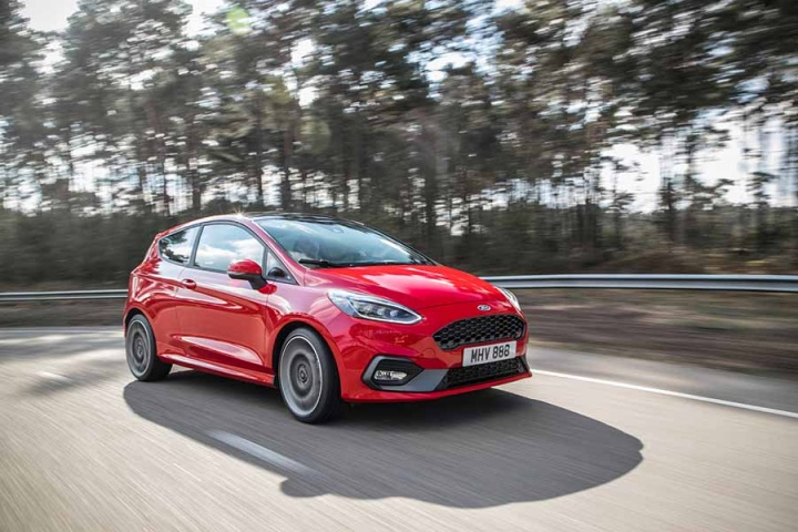 Ford Fiesta ST gets LSD and fancy springs
