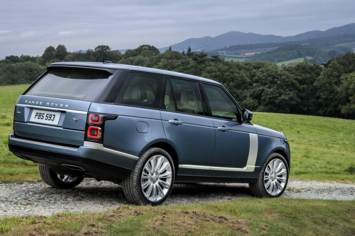 Five of the best luxury cars in Ireland