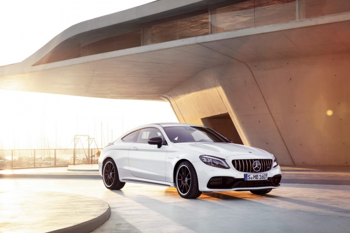 Mercedes-AMG C 63: full details, specifications and images
