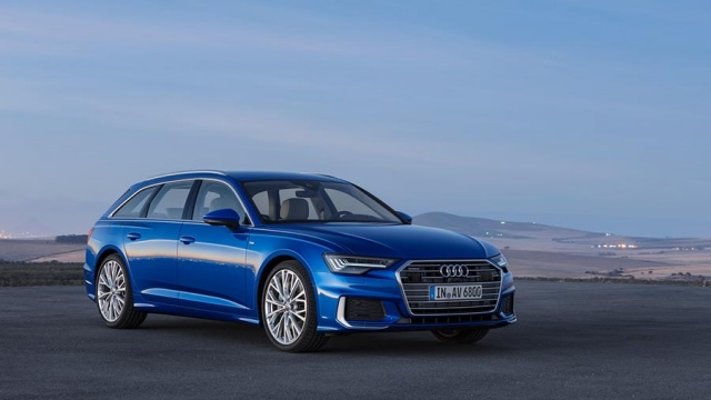 New Audi A6 Avant: full pictures, details and specifications