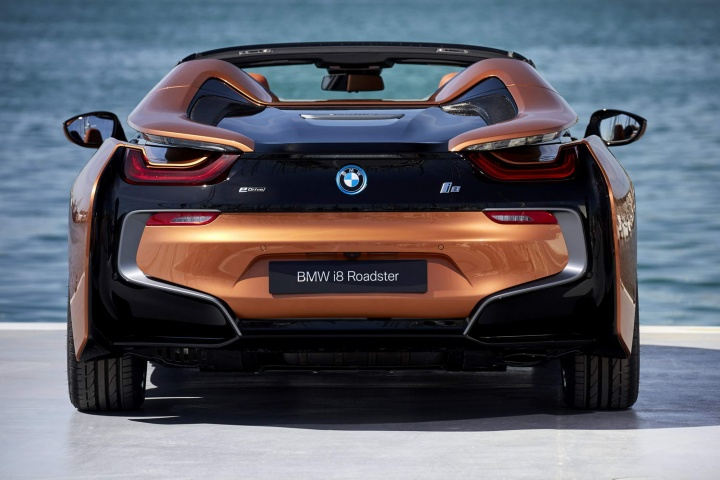 Bmw I8 Roadster Reviews Test Drives Complete Car