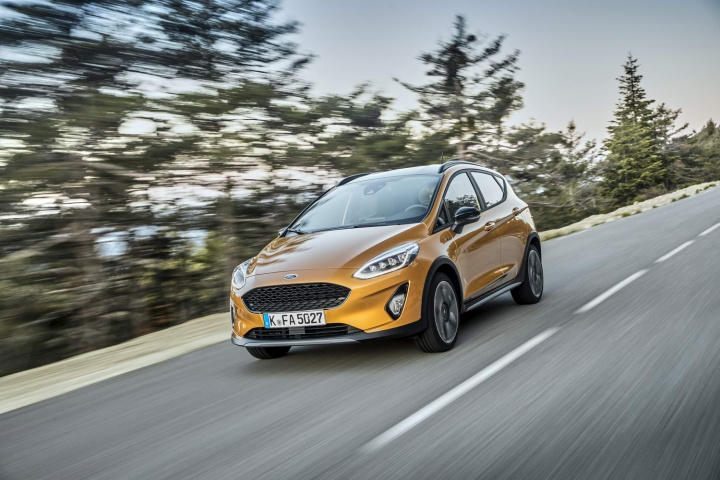 Ford Fiesta Active 1.0 petrol