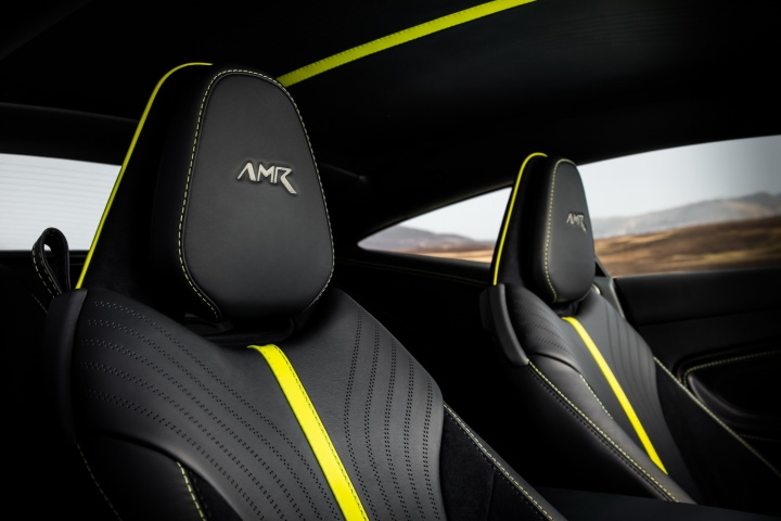 Aston Martin reveals the DB11 AMR
