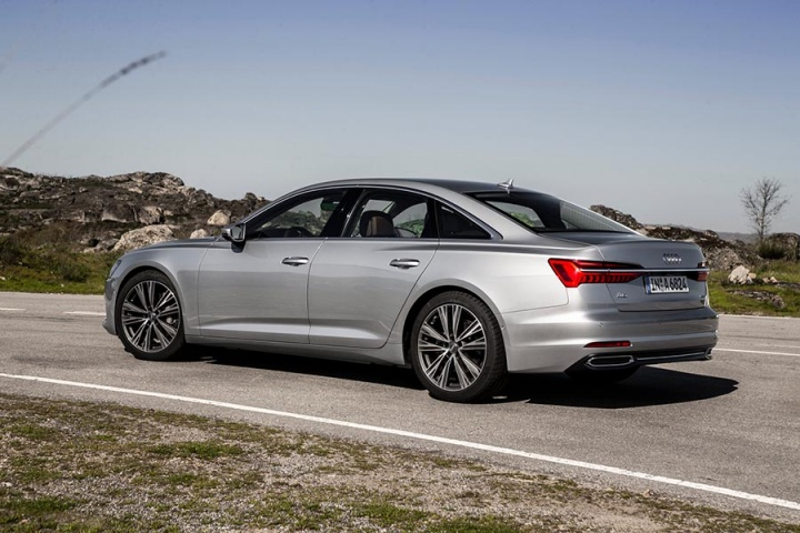 Audi A6 40 Tdi Diesel Reviews Complete Car