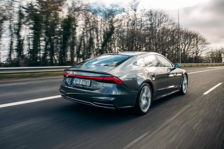 audi  sportback  tdi diesel reviews complete car