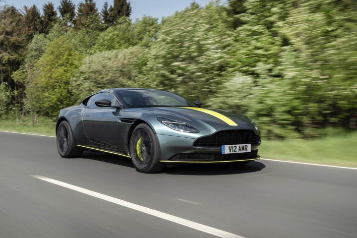 Aston Martin Db11 Amr Reviews Complete Car