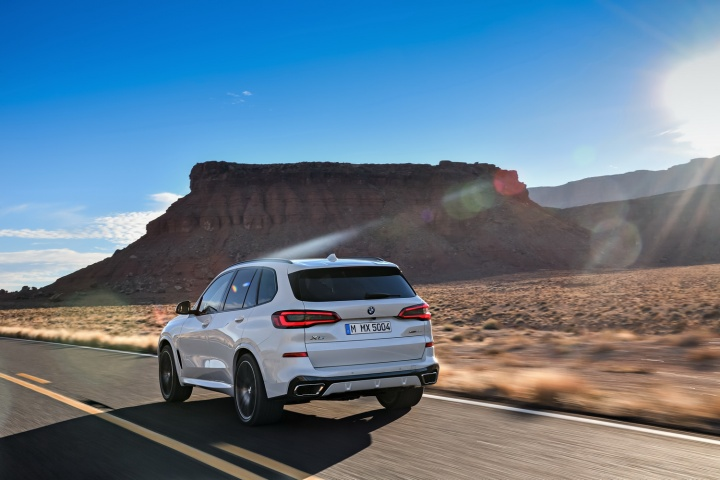 New BMW X5: full details, pictures and specifications