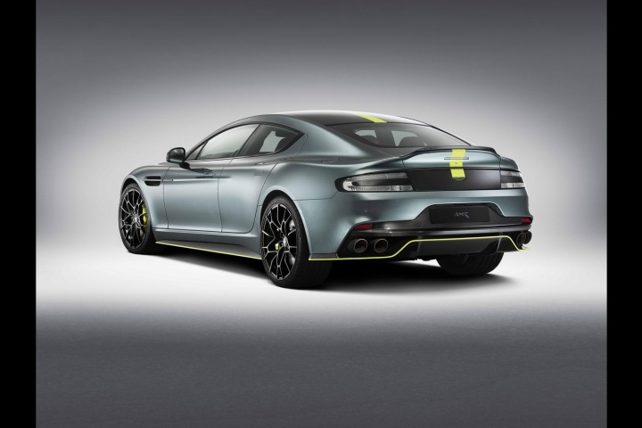 Aston brings Rapide AMR to Le Mans