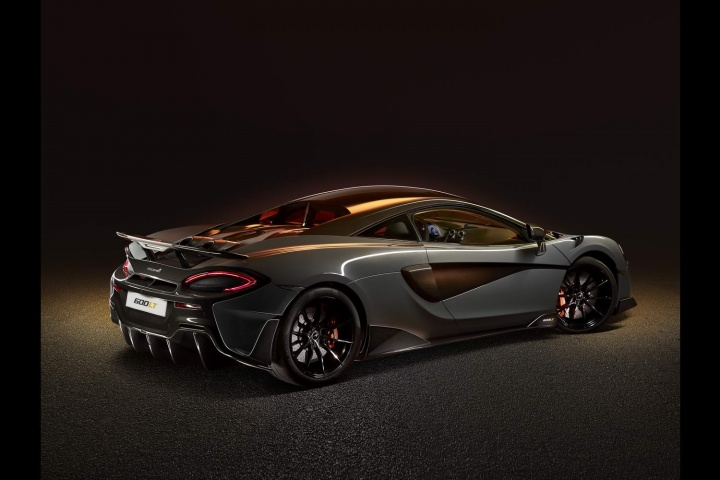 McLaren 600LT breaks cover