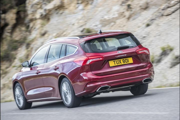 ford focus estate 1 5 diesel vignale reviews complete car. Black Bedroom Furniture Sets. Home Design Ideas