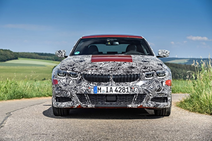 BMW 3 Series G20 prototype | Reviews | Complete Car