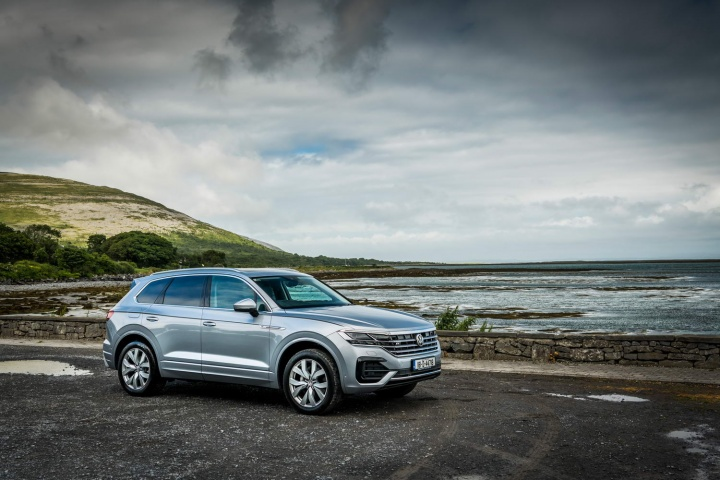 Dave Smith Nissan >> Volkswagen Touareg 3.0 TDI diesel | Reviews | Complete Car
