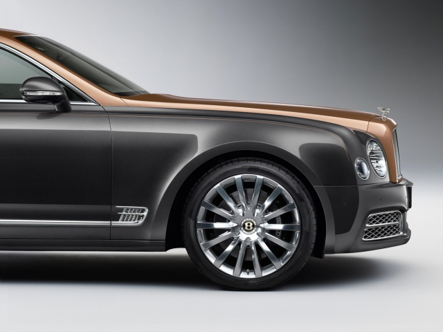 All 2019 Bentleys finished in Centenary Specification