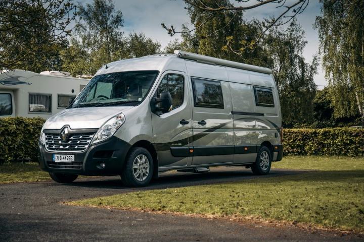 Renault Master Camper Van   Reviews   Complete Car