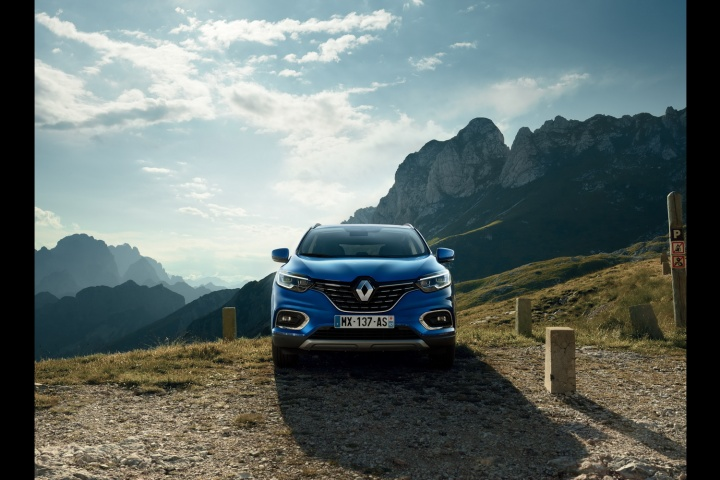 Renault updates its Kadjar SUV