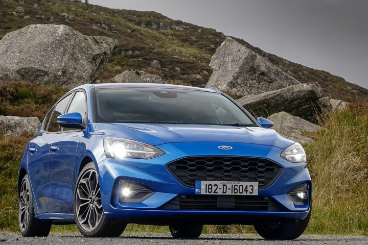 Ford Focus 1.5 diesel ST-Line review