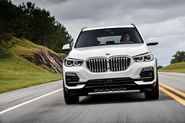 BMW X5 xDrive30d diesel (2019) | Reviews | Complete Car