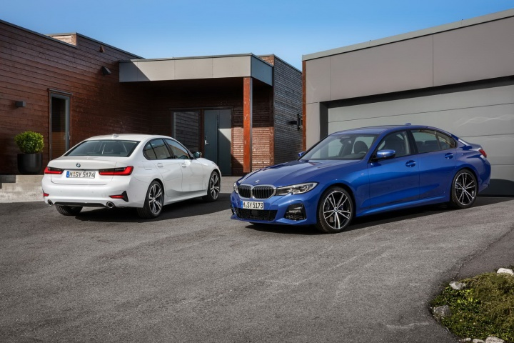 All-new BMW 3 Series revealed in Paris