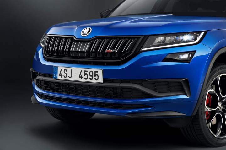 Skoda gets ready to launch Kodiaq RS in Ireland