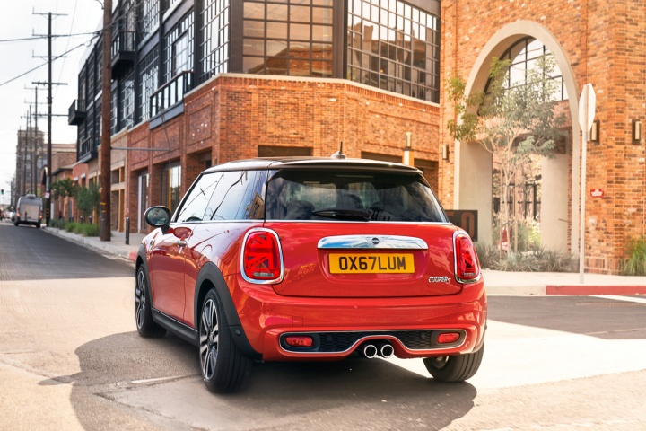 The curious case of MINI's politicised tail-lights - a