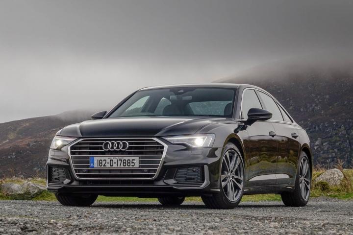 Audi A6 40 TDI diesel review