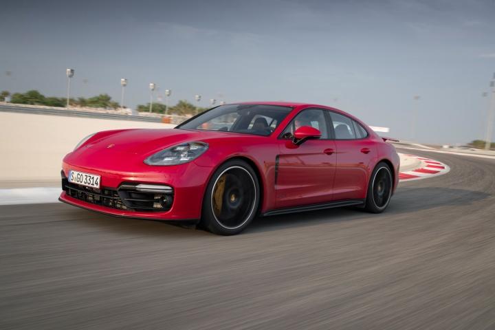 Porsche Panamera Sound Acceleration Porsche Car