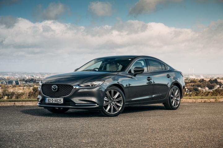 Mazda 6 2.2 diesel saloon (2018) review