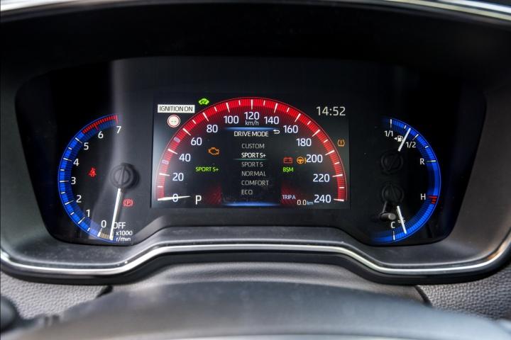 Toyota Corolla 2 0 Hybrid 2019 Prototype Reviews