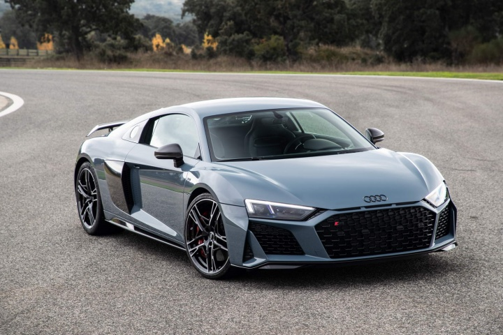 Audi R8 V10 Performance Coupe (2019)