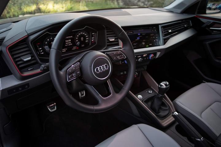 Audi A1 Sportback 30 Tfsi Petrol 2019 Reviews