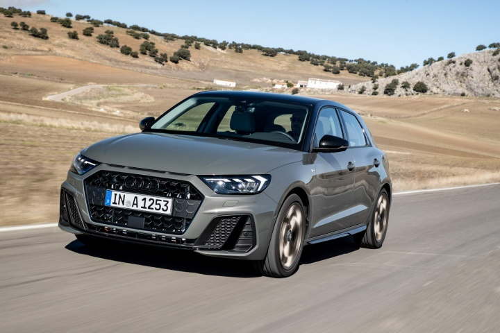Audi A1 Sportback 30 Tfsi Petrol 2019 Reviews Complete Car
