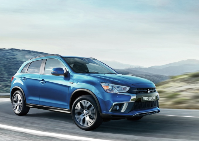 Mitsubishi announces 191 SUV offers