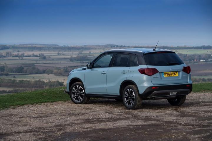 Suzuki Vitara 1.0 petrol (2019) | Reviews | Complete Car
