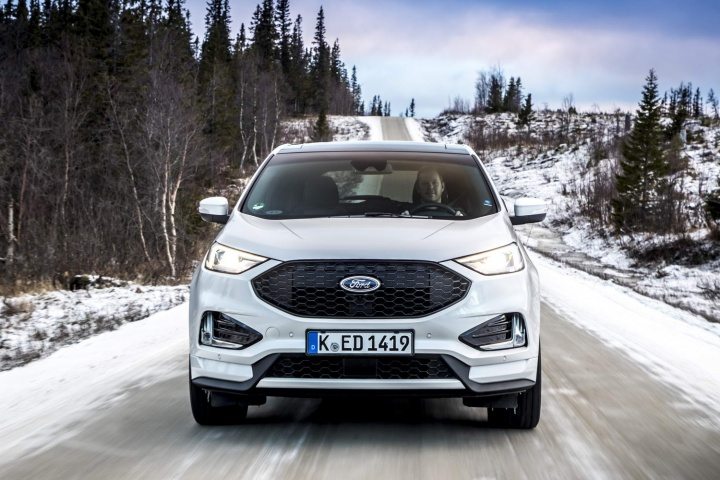 Ford Edge ST-Line (2019)