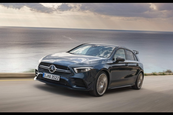 Mercedes-AMG A 35 4Matic (2019)