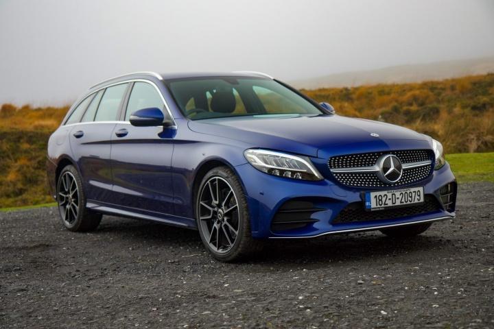Mercedes-Benz C 200 d diesel Estate (2018) | Reviews ...