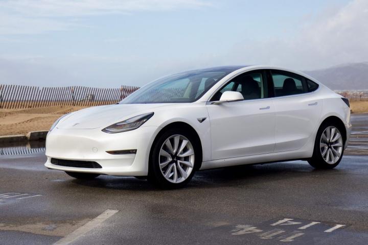 Tesla Model 3 Long Range 2019 Reviews Complete Car