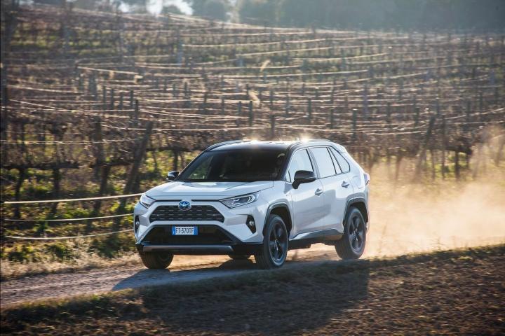 Toyota Rav4 Hybrid Awd I 2019