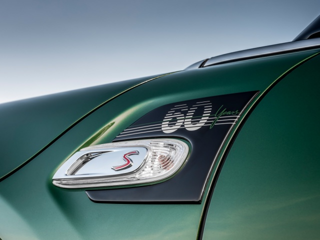 MINI celebrates 60th birthday with special edition