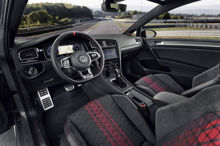 Pricing confirmed for Volkswagen Golf GTI TCR
