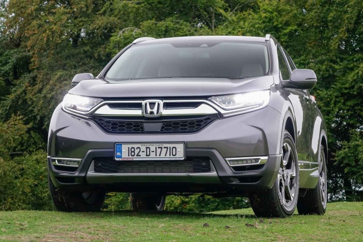 Honda CR-V 1.5 VTEC Turbo petrol 4x4 (2018)