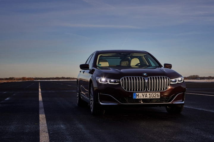 BMW reveals full details of hybrid 7 Series