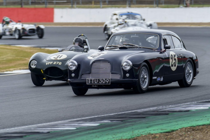 Aston Martin forms heritage racing arm