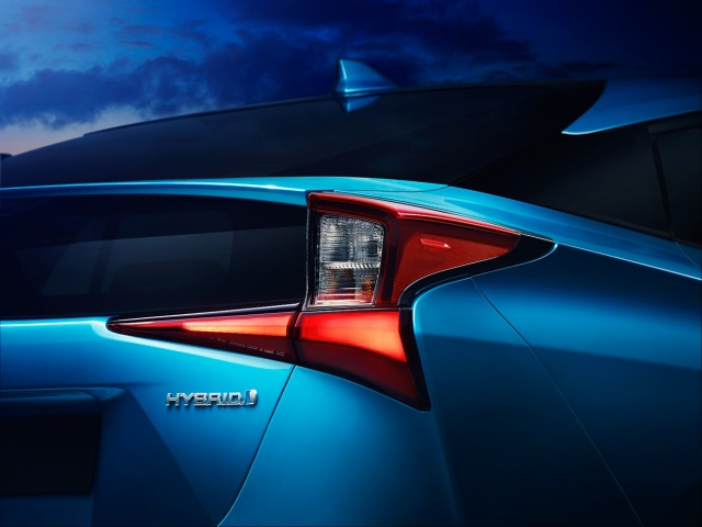 Toyota Prius gets new look for 2019