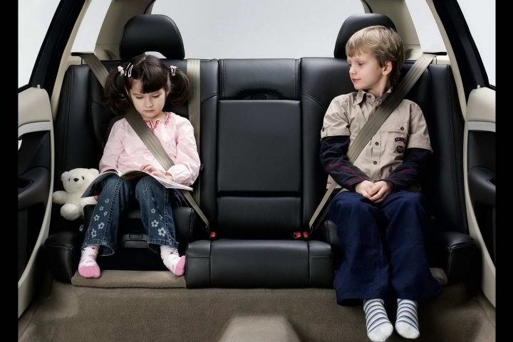 Child car seats: everything you need to know