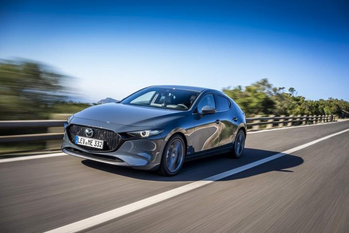 Mazda 3 2.0 SkyActiv-G M-Hybrid (2019) review