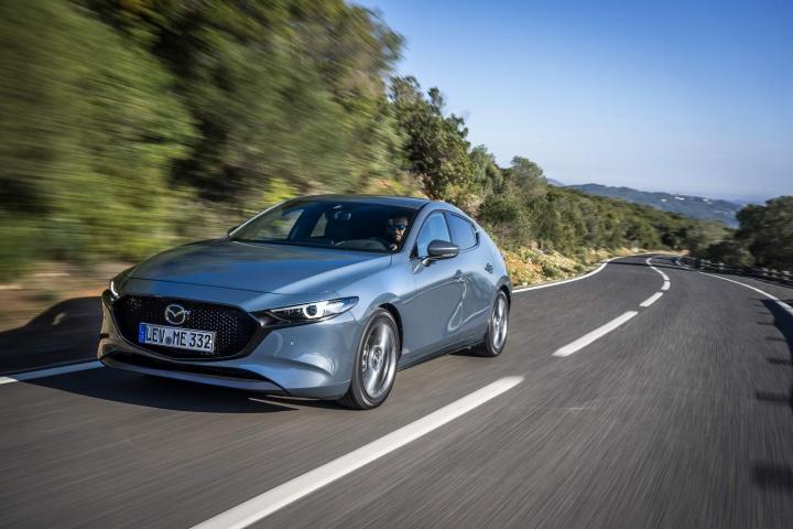 Mazda 3 2.0 SkyActiv-G M-Hybrid (2019)   Reviews ...