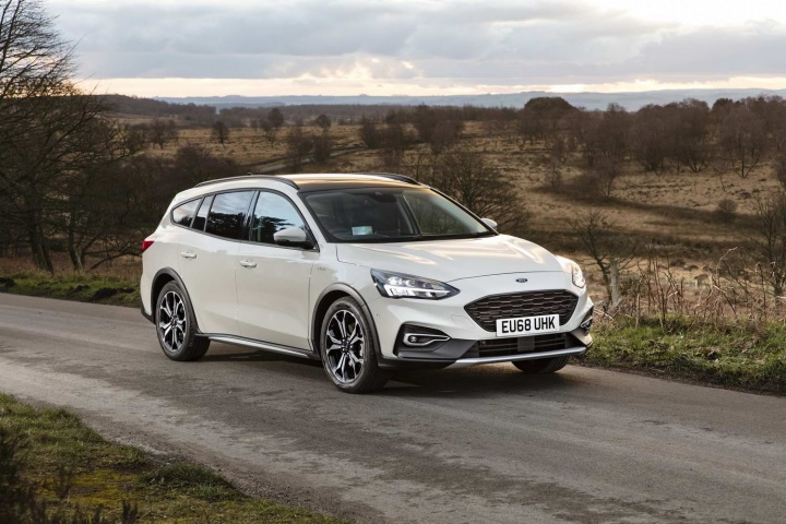 Ford Focus Active 2.0 TDCi diesel Estate (2019)